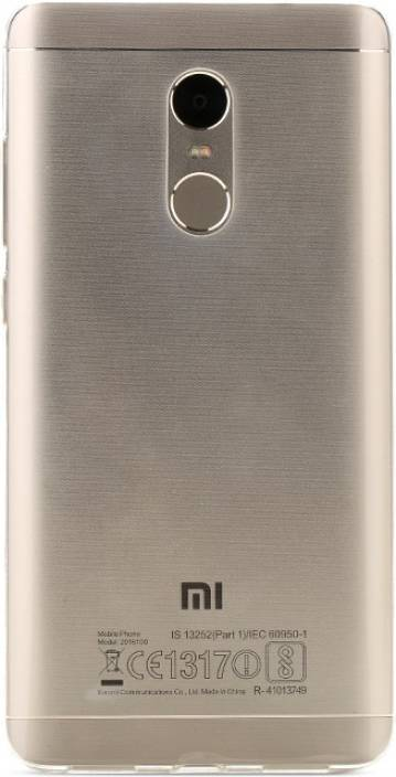 official photos 890e8 980e8 Mi Back Cover for Mi Redmi Note 4