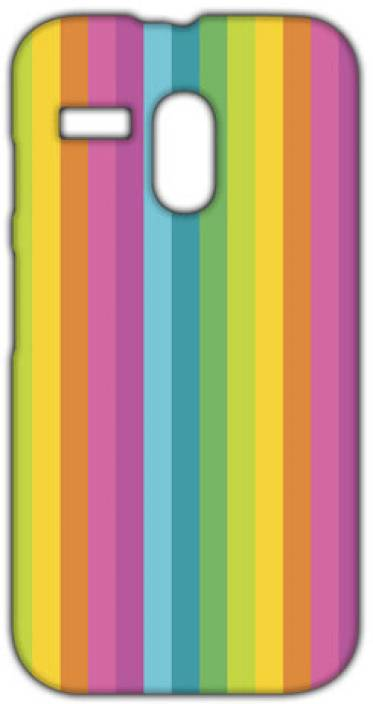 Blink Ideas Back Cover for Motorola Moto G