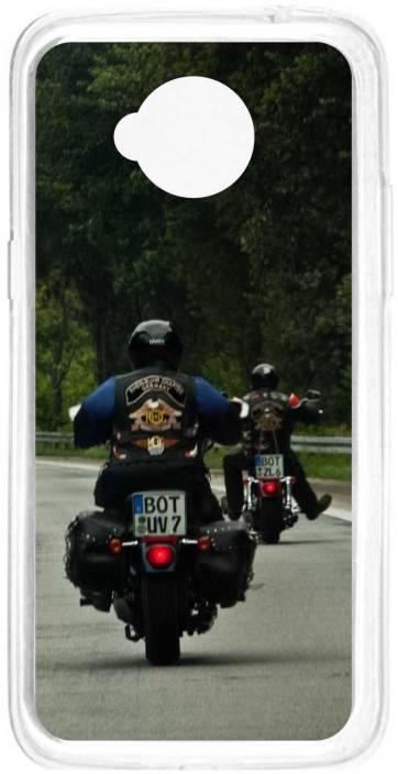 Anger Beast Back Cover for Motorola Moto E (2nd Gen) 4G