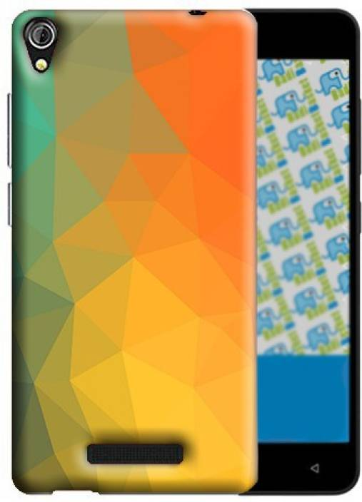 Maxus Back Cover for Gionee Pioneer P5W