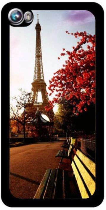 PrintRose Back Cover for Micromax Canvas Fire 4 A107