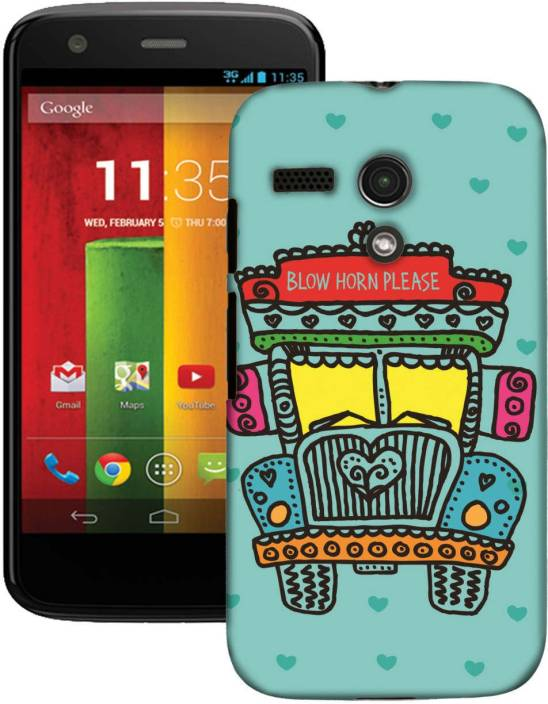 AmerakiDesignHouse Back Cover for Motorola Moto G X1032
