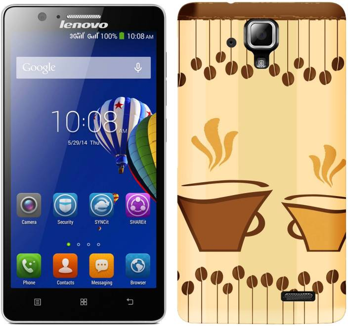 Wow Back Cover for Lenovo A536