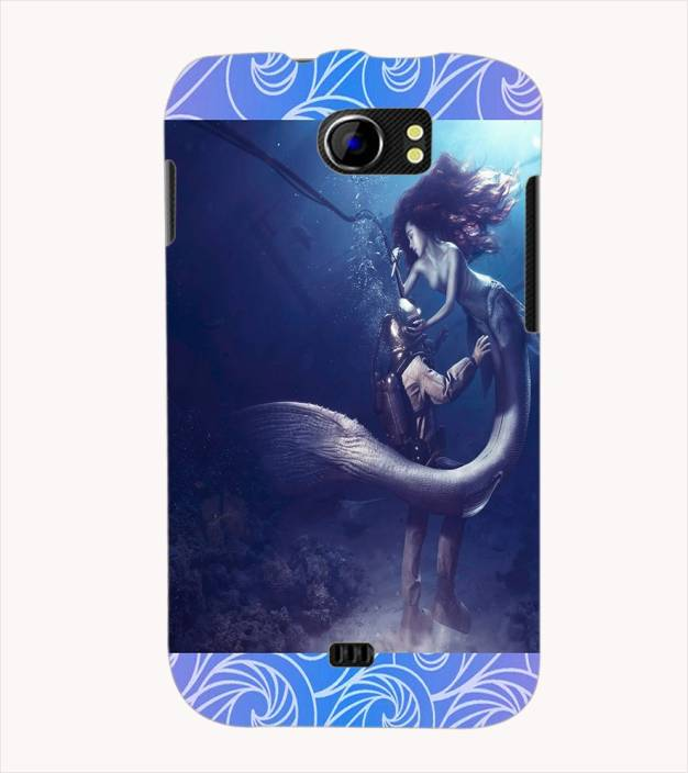 FARROW Back Cover for Micromax A110 Qcanvas 2 Plus