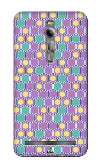 Blink Ideas Back Cover for Asus Zenfone 2