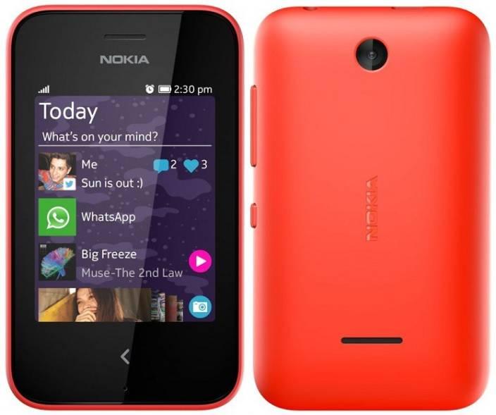 buy online 448b8 e1bda Smartchoice Back Replacement Cover for Nokia Asha 230 - Smartchoice ...