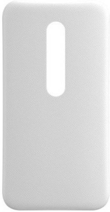 BELMARK Back Replacement Cover for Motorola Moto G (3rd Generation)