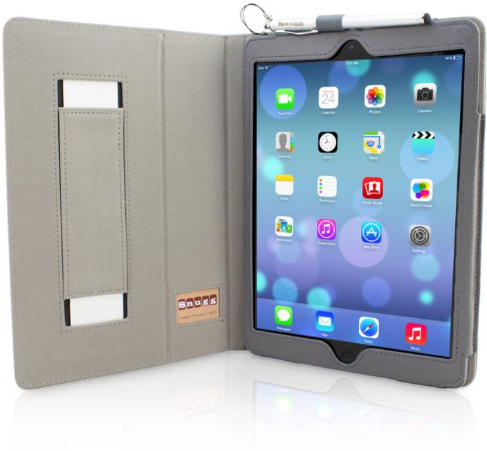 Snugg India Book Cover for iPad Air, iPad 5