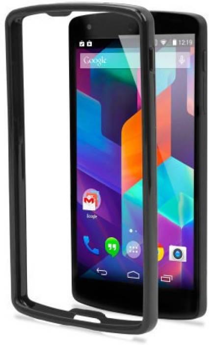 Securemob Bumper Case for Sony Xperia E3 (Black)