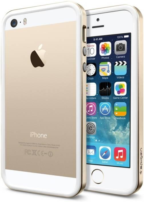 los angeles c14b4 5dd77 Spigen SGP Bumper Case for iPhone 5S, iPhone 5