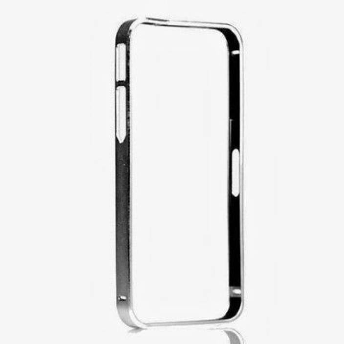 Securemob Bumper Case for Sony Xperia E3 (Silver)