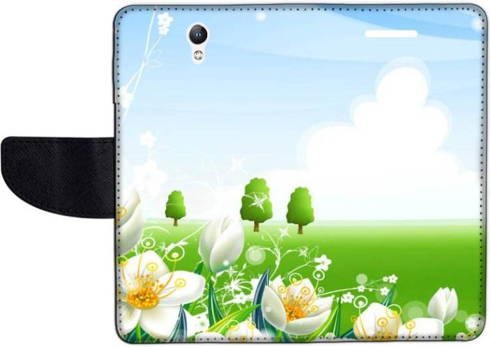 Muvit Flip Cover for Lenovo S1