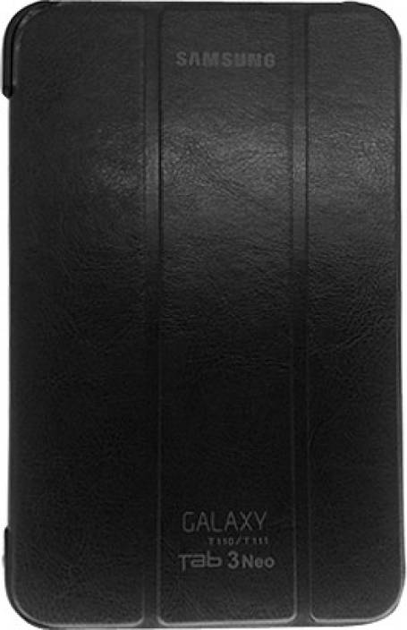 finest selection 57179 7eff4 Garmor Flip Cover for Samsung Galaxy Tab 3 Neo SM T111 - Garmor ...