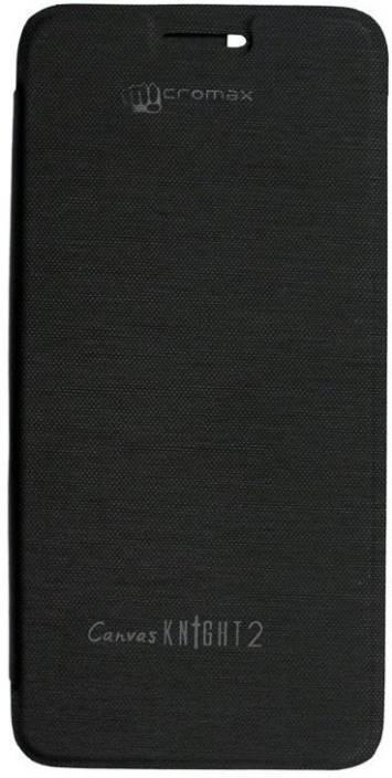 BUZZ Flip Cover for Micromax Canvas Selfie 2 Q340