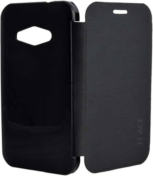 Ganesham Flip Cover for SAMSUNG Galaxy J1 Ace