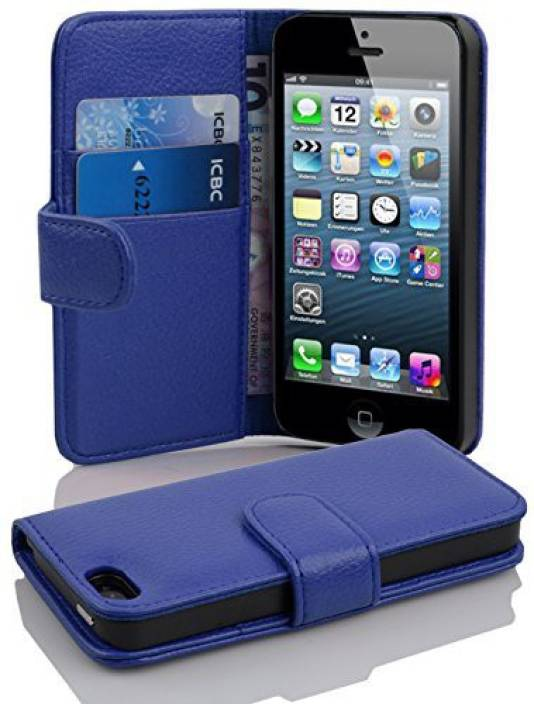 Cadorabo Flip Cover for iphone 5