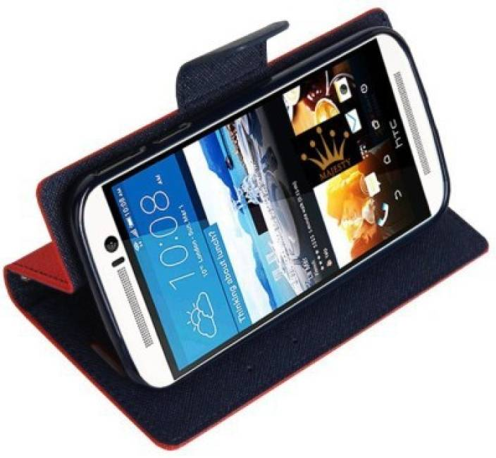 Gmk Martin Wallet Case Cover for HTC Desire 728