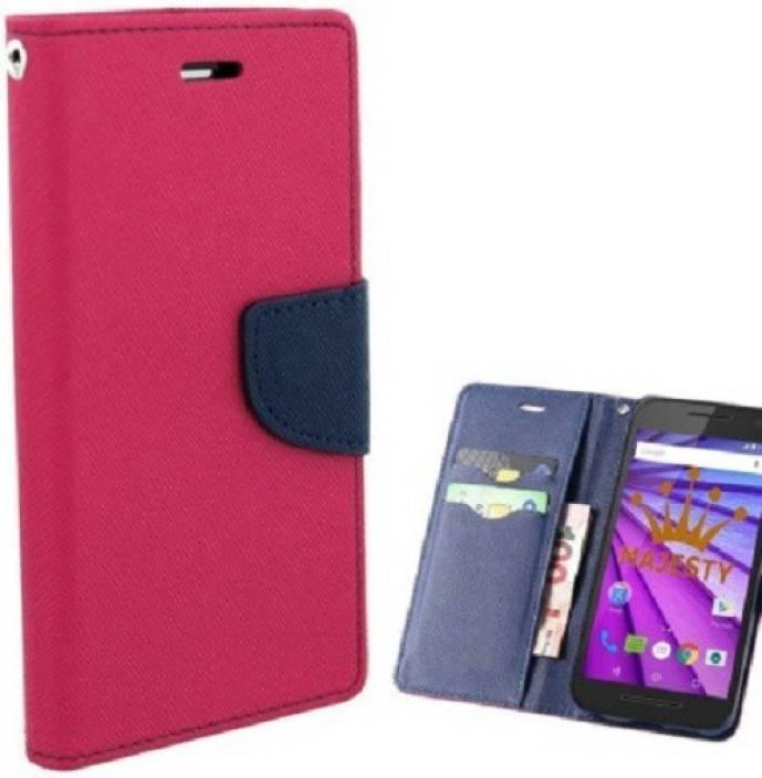 Gmk Martin Wallet Case Cover for HTC Desire 516