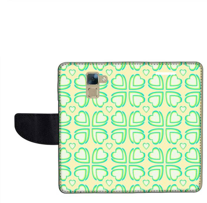 Muvit Flip Cover for Huawei Honor 7