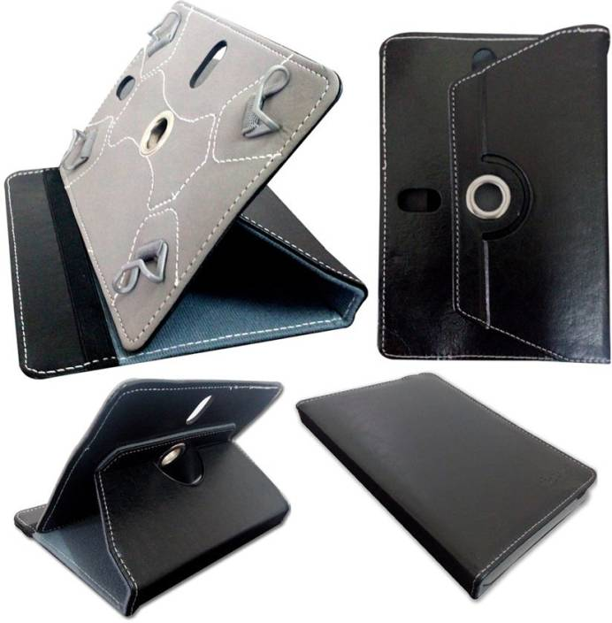 Rc book cover for universal tablet rc for Decor 9 iball