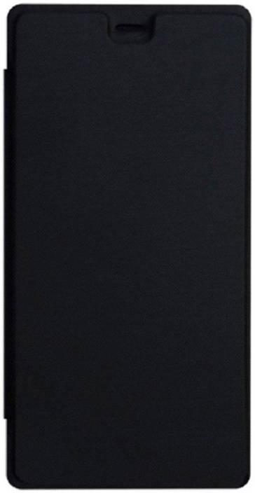 KTC Flip Cover for Micromax Canvas Selfie 2 Q340