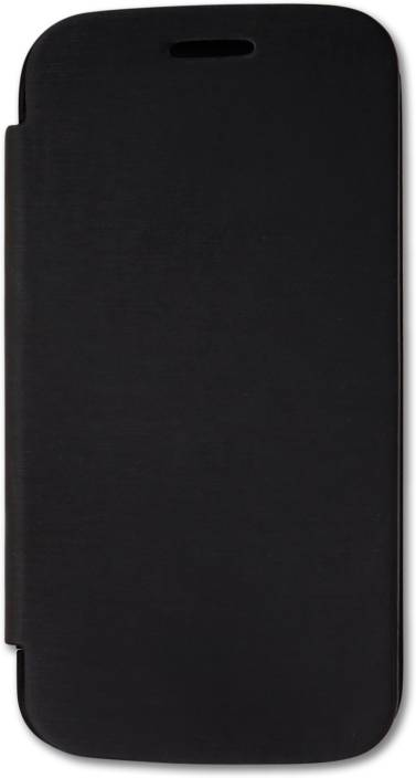 Rebel Flip Cover for MicroMax-Canvas-4