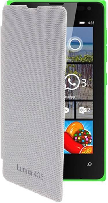 pretty nice 79e8b 9add3 Koloredge Flip Cover for Microsoft Lumia 435 - Koloredge : Flipkart.com