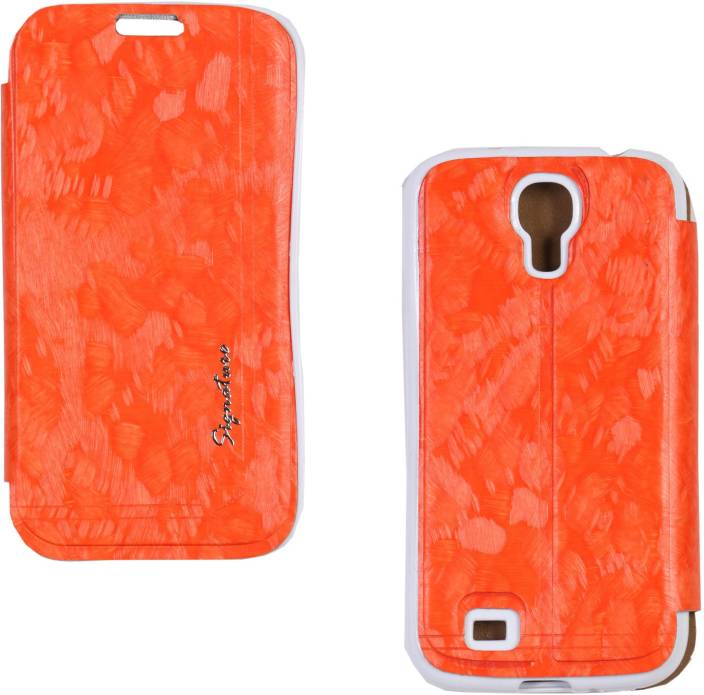 Signature Flip Cover for Samsung Galaxy S4 I9500