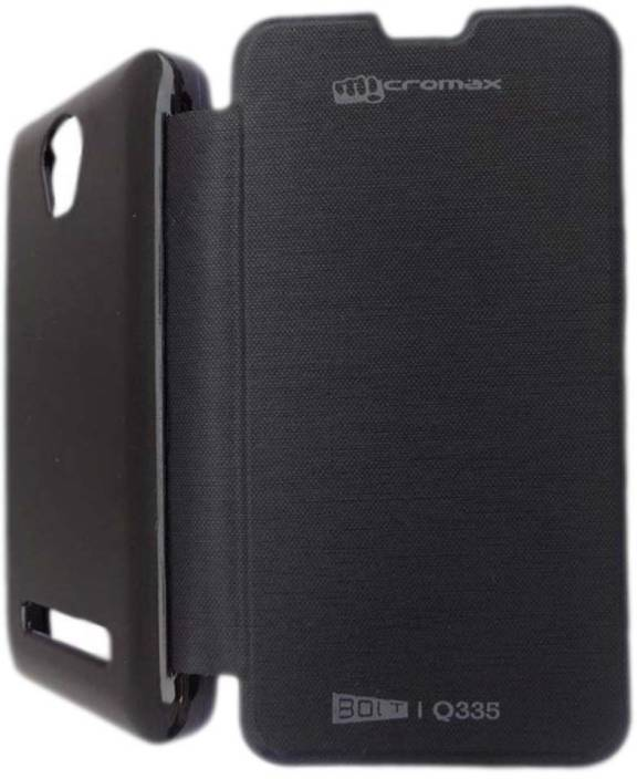 ASM Energy Flip Cover for MICROMAX BOLTE Q335