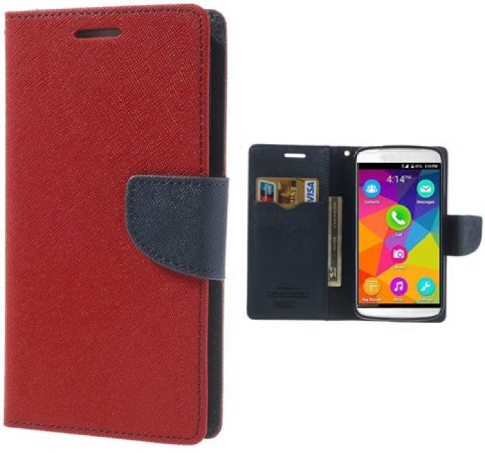 Ganesham Flip Cover for Sony Xperia C5 Ultra