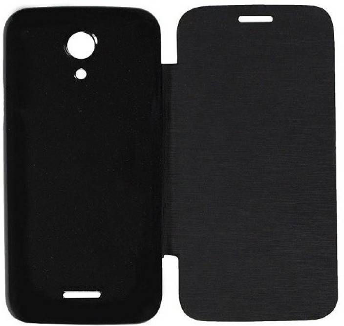 Micomy Flip Cover for Micromax A114 Canvas 2.2