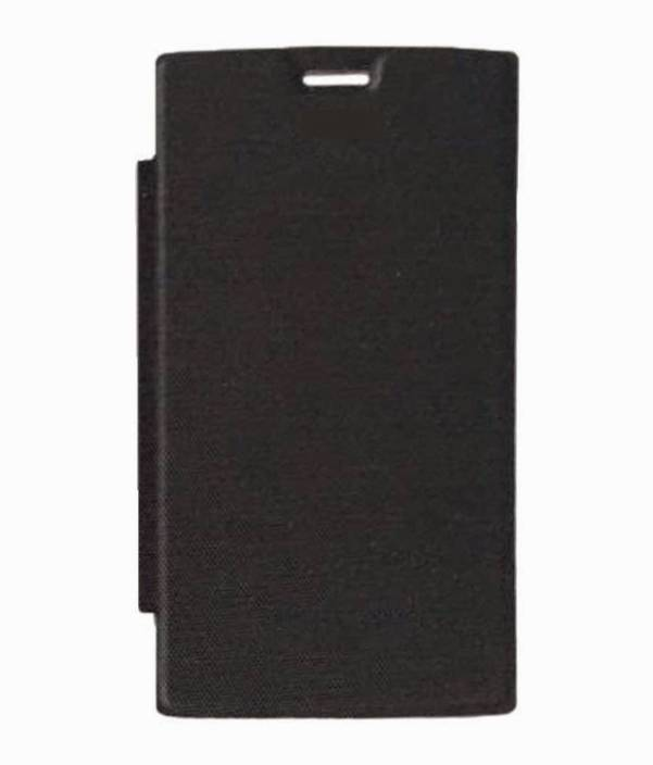 Sai Flip Cover for Karbonn A18Plus