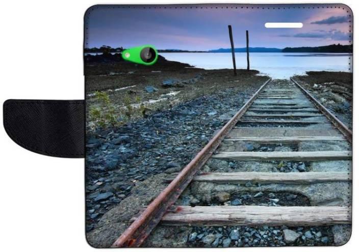 Muvit Flip Cover for Motorola Moto E