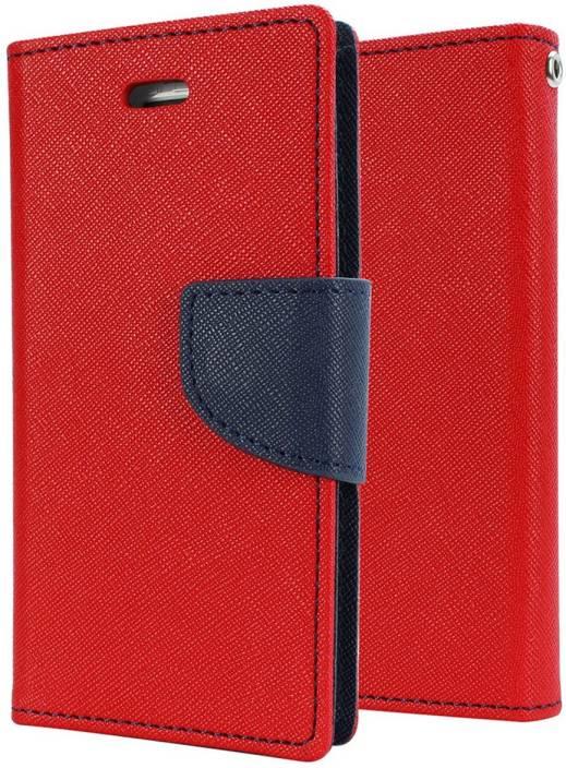 Ae mobile Accessorize Flip Cover for SAMSUNG Galaxy Core 2