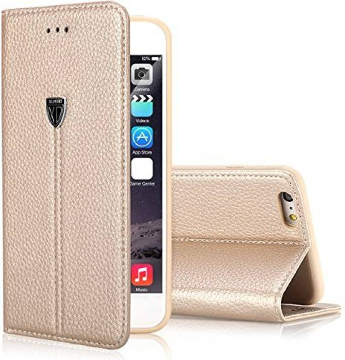 Xundd Flip Cover for Iphone 6 plus