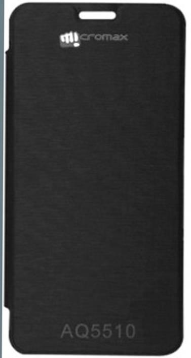 AC Aditi Creations Flip Cover for Micromax AQ5510
