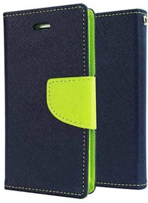 Kolorfame Flip Cover for Micromax Canvas Spark Q380