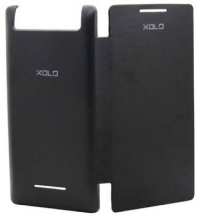 OIR Flip Cover for XOLO A500 Club