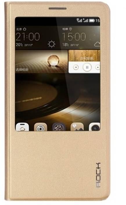 best service 512e7 a1576 Rock Flip Cover for Huawei Ascend Mate 7 - Rock : Flipkart.com