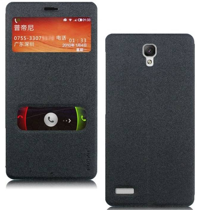 low priced bc432 46ec1 Pudini Flip Cover for Mi Redmi Note, Mi Redmi Note 4G, Mi Redmi Note ...