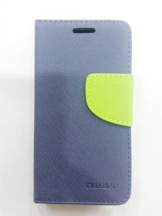 OSRS Flip Cover for Micromax Q 372