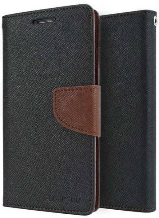 Vikreta Flip Cover for Micromax Yuphoria/AQ5010