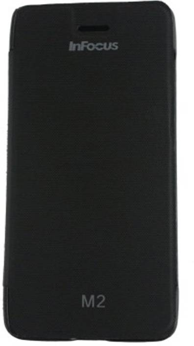 newest 6ed5e 2bc39 Coverage Flip Cover for InFocus M2