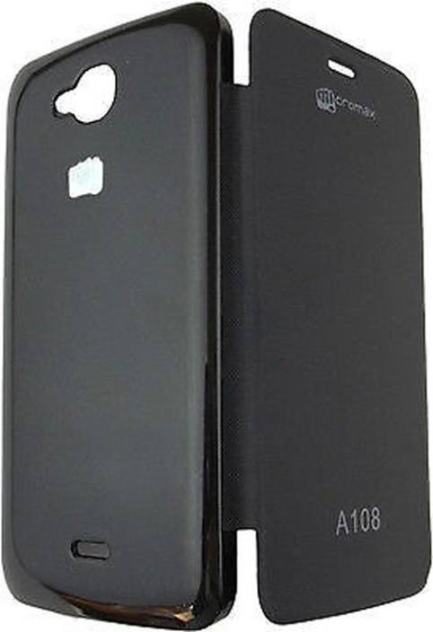 STC Flip Cover for MICROMAX A108