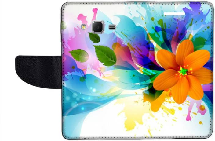 Muvit Flip Cover for Samsung Galaxy Win 2