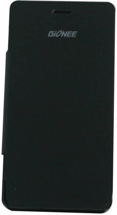online retailer 89e17 9a08f Blue Magnet Flip Cover for Gionee Marathon M5 Lite - Blue Magnet ...