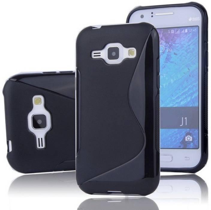 Newdort Grip Back Cover for Samsung Galaxy J1 (J100)