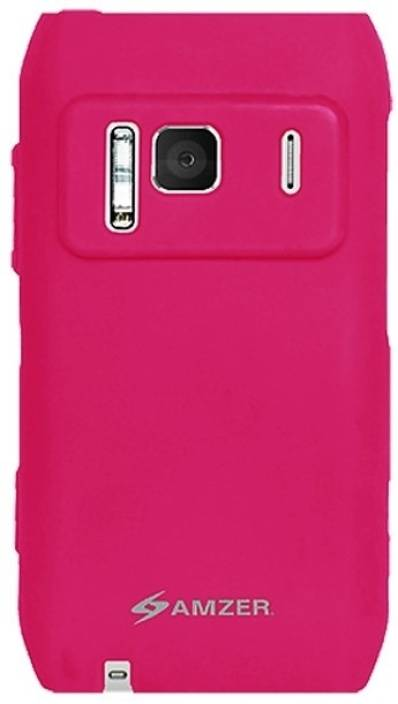 new concept d5542 03bb7 Amzer Back Cover for Nokia N8 - Amzer : Flipkart.com