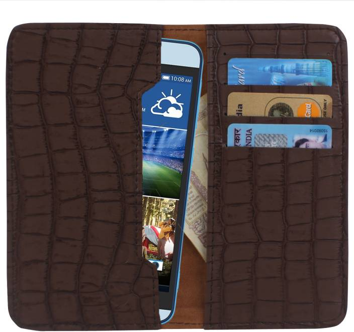 D.rD Pouch for Micromax Canvas Duet 2 Eg111