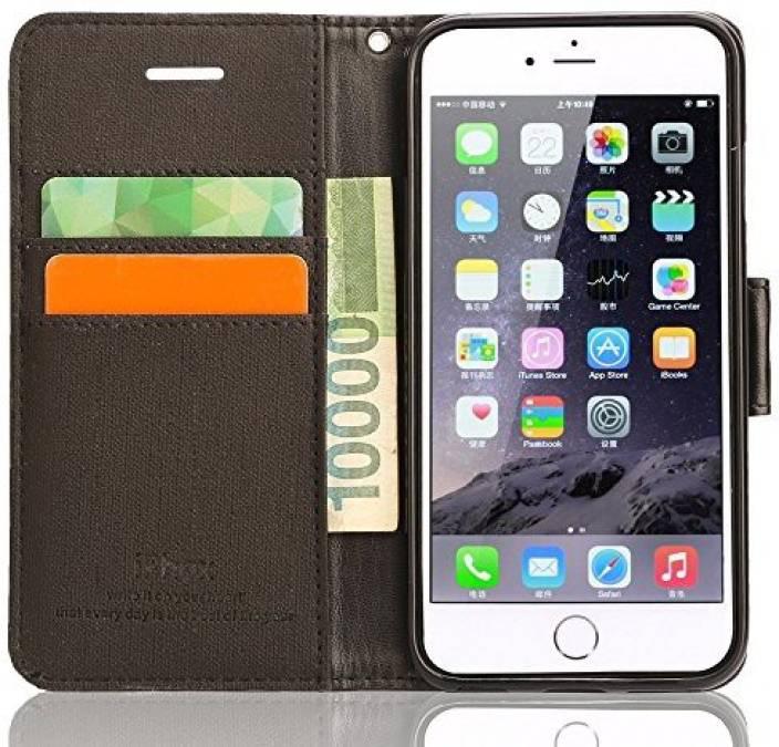 half off 96c44 b0df5 iPHOX Wallet Case Cover for iPhone 6 Plus iPhone 6S Plus - iPHOX ...